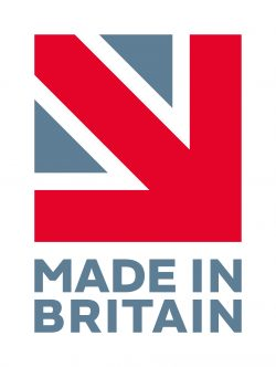 Made in Britain manufacturing marque